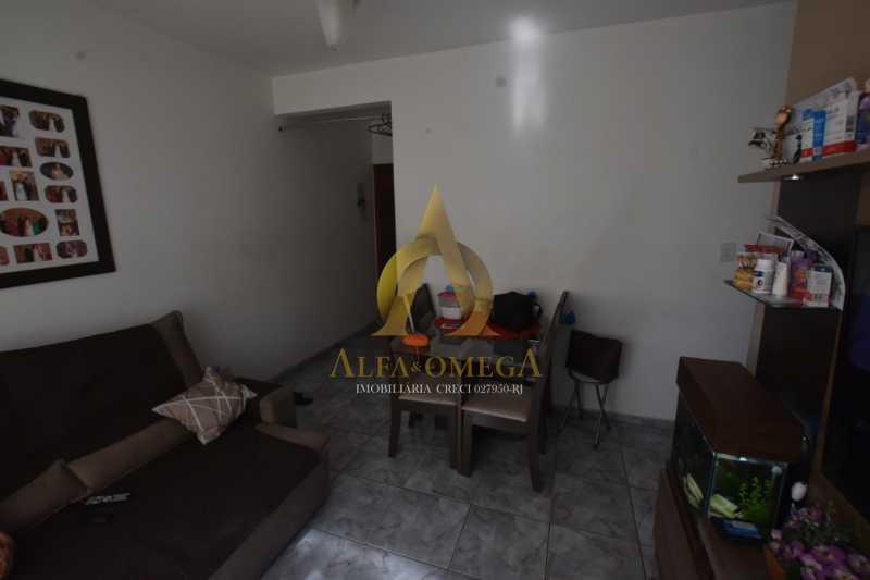 7 - Apartamento 2 quartos à venda Praça Seca, Rio de Janeiro - R$ 180.000 - AOJ20260 - 4