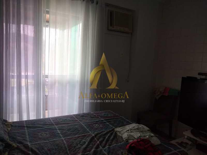 2 - Apartamento 3 quartos à venda Barra da Tijuca, Rio de Janeiro - R$ 1.200.000 - AO30222 - 8