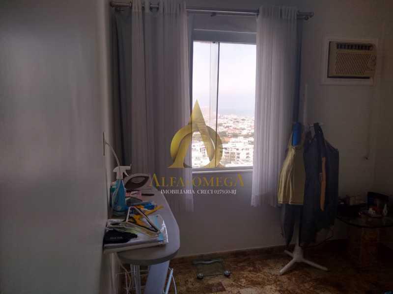 8 - Apartamento 3 quartos à venda Barra da Tijuca, Rio de Janeiro - R$ 1.200.000 - AO30222 - 12