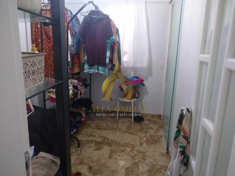 15 - Apartamento 3 quartos à venda Barra da Tijuca, Rio de Janeiro - R$ 1.200.000 - AO30222 - 11