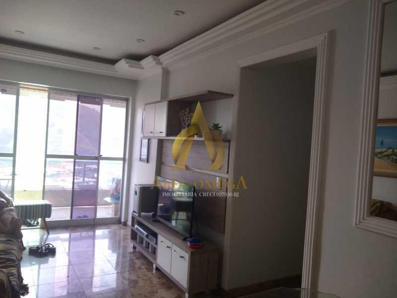 16 - Apartamento 3 quartos à venda Barra da Tijuca, Rio de Janeiro - R$ 1.200.000 - AO30222 - 4