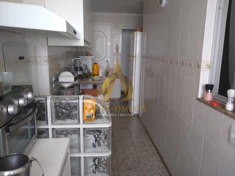 17 - Apartamento 3 quartos à venda Barra da Tijuca, Rio de Janeiro - R$ 1.200.000 - AO30222 - 16