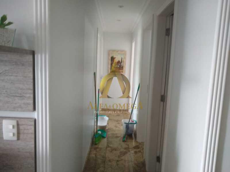 18 - Apartamento 3 quartos à venda Barra da Tijuca, Rio de Janeiro - R$ 1.200.000 - AO30222 - 6