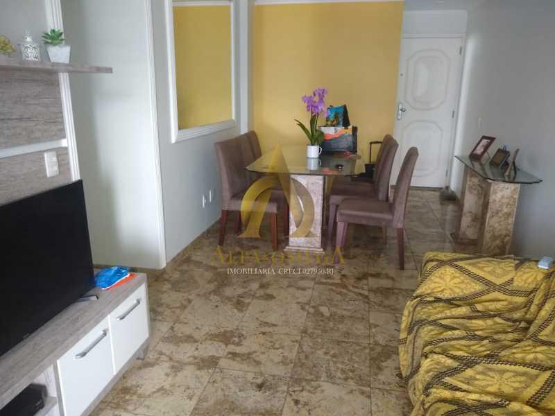 19 - Apartamento 3 quartos à venda Barra da Tijuca, Rio de Janeiro - R$ 1.200.000 - AO30222 - 5