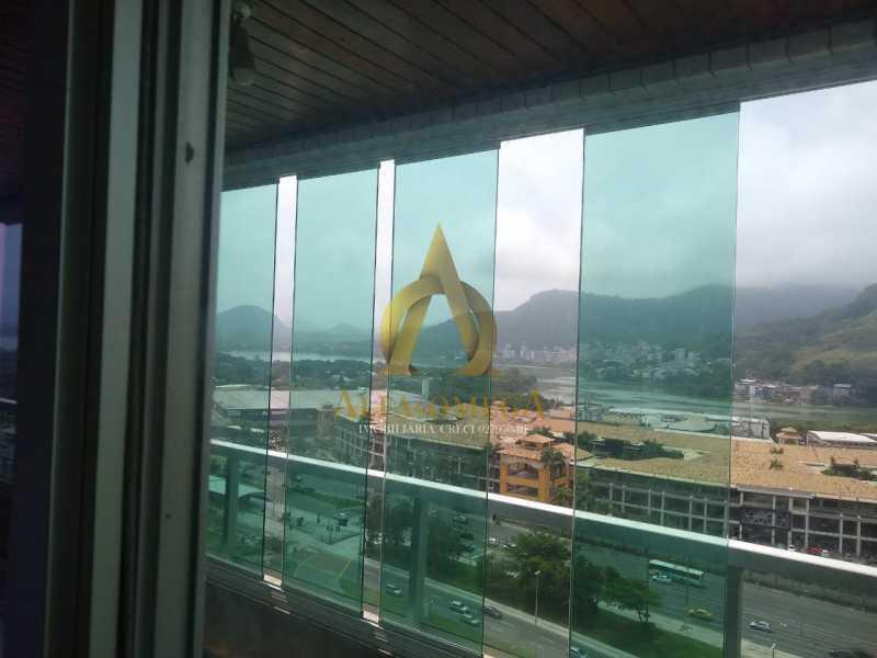 21 - Apartamento 3 quartos à venda Barra da Tijuca, Rio de Janeiro - R$ 1.200.000 - AO30222 - 21