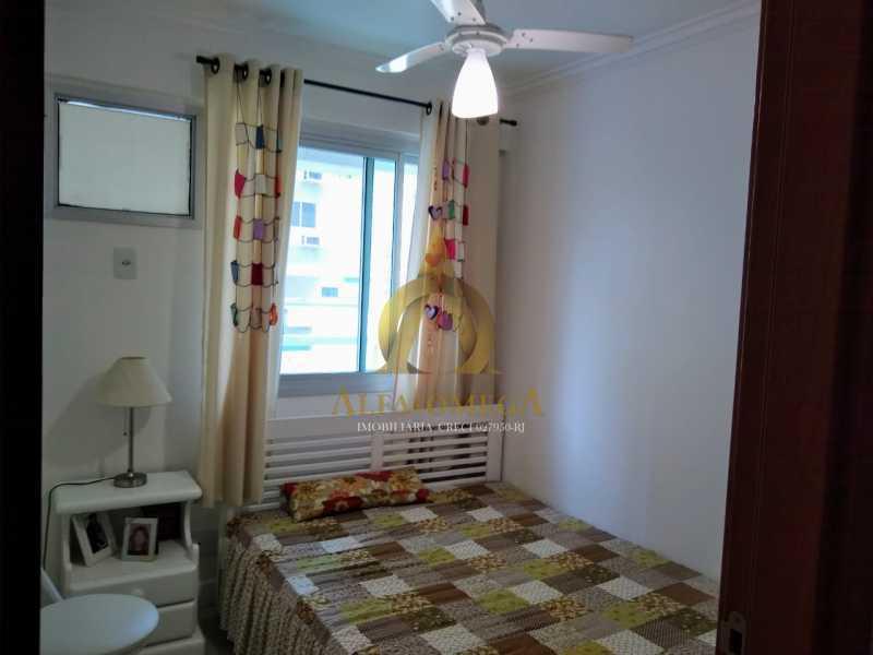 6 - Apartamento 3 quartos à venda Barra da Tijuca, Rio de Janeiro - R$ 980.000 - AO30223 - 4