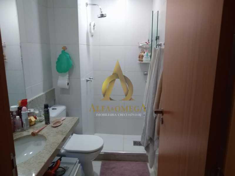 7 - Apartamento 3 quartos à venda Barra da Tijuca, Rio de Janeiro - R$ 980.000 - AO30223 - 12