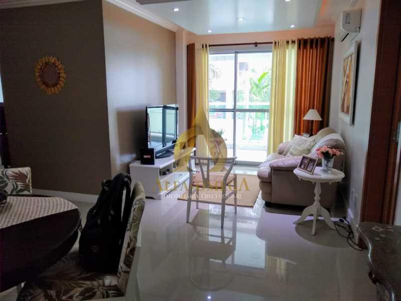 10 - Apartamento 3 quartos à venda Barra da Tijuca, Rio de Janeiro - R$ 980.000 - AO30223 - 1