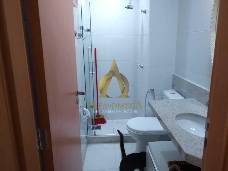 11 - Apartamento 3 quartos à venda Barra da Tijuca, Rio de Janeiro - R$ 980.000 - AO30223 - 13
