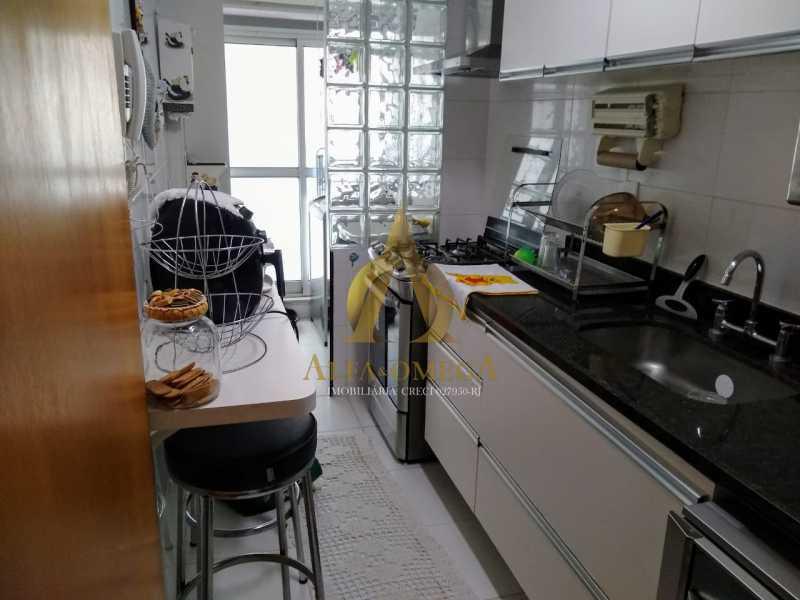13 - Apartamento 3 quartos à venda Barra da Tijuca, Rio de Janeiro - R$ 980.000 - AO30223 - 16