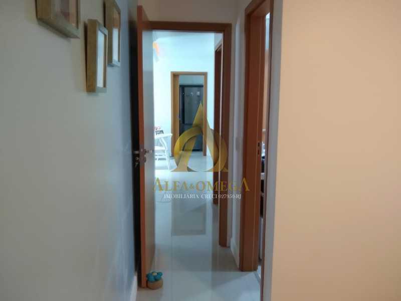 17 - Apartamento 3 quartos à venda Barra da Tijuca, Rio de Janeiro - R$ 980.000 - AO30223 - 3