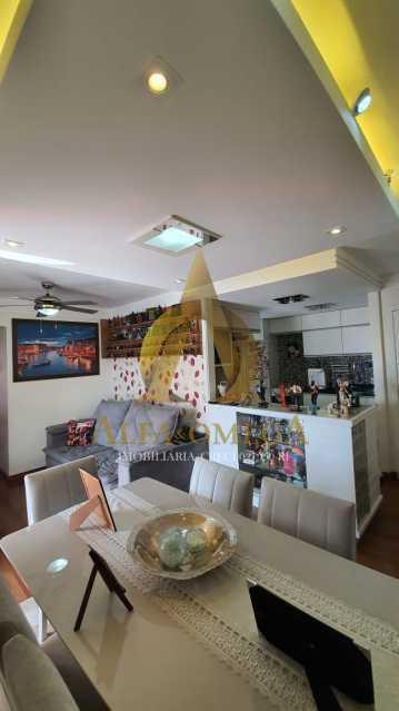 1 - Apartamento à venda Rua Potiguara,Freguesia (Jacarepaguá), Rio de Janeiro - R$ 571.000 - AOJ30087 - 11