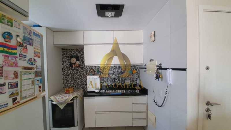 3 - Apartamento à venda Rua Potiguara,Freguesia (Jacarepaguá), Rio de Janeiro - R$ 571.000 - AOJ30087 - 28