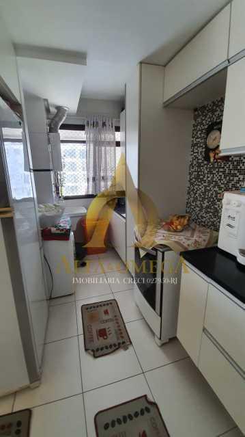 4 - Apartamento à venda Rua Potiguara,Freguesia (Jacarepaguá), Rio de Janeiro - R$ 571.000 - AOJ30087 - 29