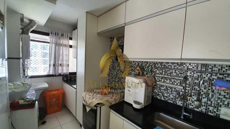 5 - Apartamento à venda Rua Potiguara,Freguesia (Jacarepaguá), Rio de Janeiro - R$ 571.000 - AOJ30087 - 27