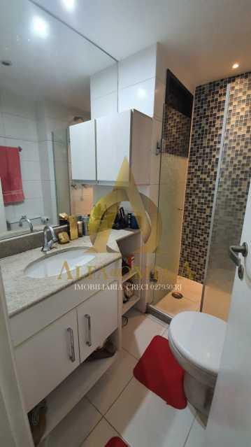 7 - Apartamento à venda Rua Potiguara,Freguesia (Jacarepaguá), Rio de Janeiro - R$ 571.000 - AOJ30087 - 23