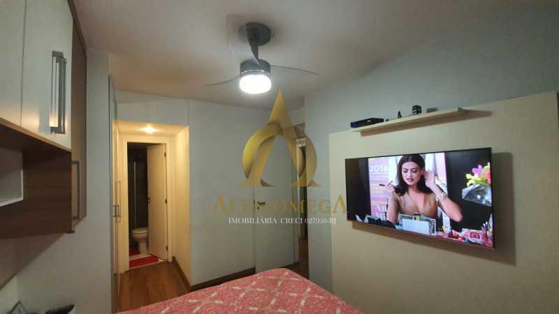 8 - Apartamento à venda Rua Potiguara,Freguesia (Jacarepaguá), Rio de Janeiro - R$ 571.000 - AOJ30087 - 12