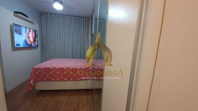 10 - Apartamento à venda Rua Potiguara,Freguesia (Jacarepaguá), Rio de Janeiro - R$ 571.000 - AOJ30087 - 14