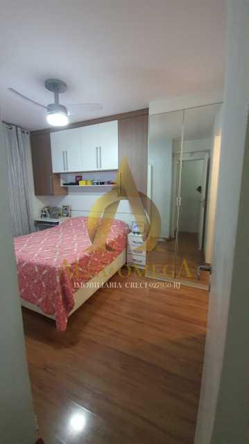 11 - Apartamento à venda Rua Potiguara,Freguesia (Jacarepaguá), Rio de Janeiro - R$ 571.000 - AOJ30087 - 15