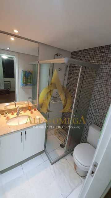 12 - Apartamento à venda Rua Potiguara,Freguesia (Jacarepaguá), Rio de Janeiro - R$ 571.000 - AOJ30087 - 24
