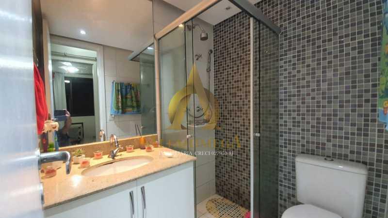 13 - Apartamento à venda Rua Potiguara,Freguesia (Jacarepaguá), Rio de Janeiro - R$ 571.000 - AOJ30087 - 25