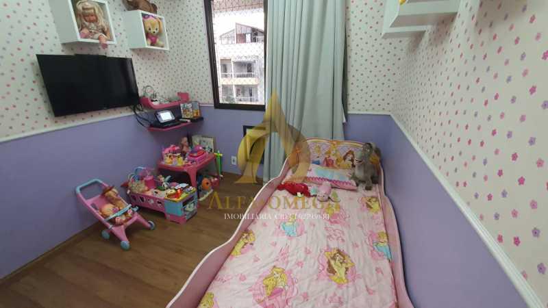15 - Apartamento à venda Rua Potiguara,Freguesia (Jacarepaguá), Rio de Janeiro - R$ 571.000 - AOJ30087 - 16