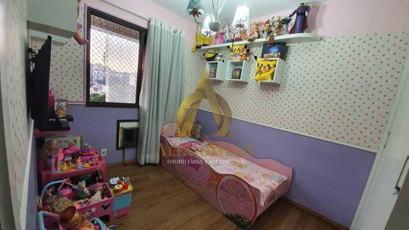 16 - Apartamento à venda Rua Potiguara,Freguesia (Jacarepaguá), Rio de Janeiro - R$ 571.000 - AOJ30087 - 17