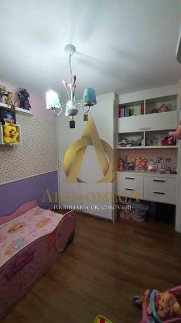 17 - Apartamento à venda Rua Potiguara,Freguesia (Jacarepaguá), Rio de Janeiro - R$ 571.000 - AOJ30087 - 18
