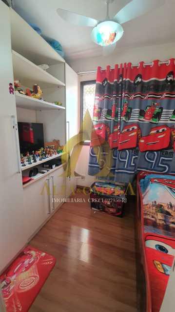 19 - Apartamento à venda Rua Potiguara,Freguesia (Jacarepaguá), Rio de Janeiro - R$ 571.000 - AOJ30087 - 20