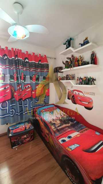 20 - Apartamento à venda Rua Potiguara,Freguesia (Jacarepaguá), Rio de Janeiro - R$ 571.000 - AOJ30087 - 19