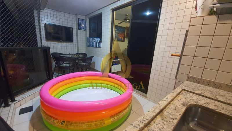 22 - Apartamento à venda Rua Potiguara,Freguesia (Jacarepaguá), Rio de Janeiro - R$ 571.000 - AOJ30087 - 7