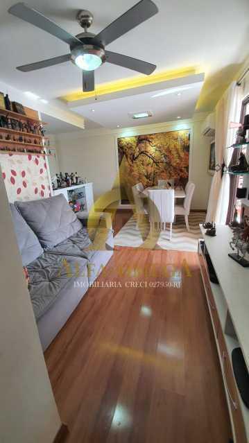 26 - Apartamento à venda Rua Potiguara,Freguesia (Jacarepaguá), Rio de Janeiro - R$ 571.000 - AOJ30087 - 8