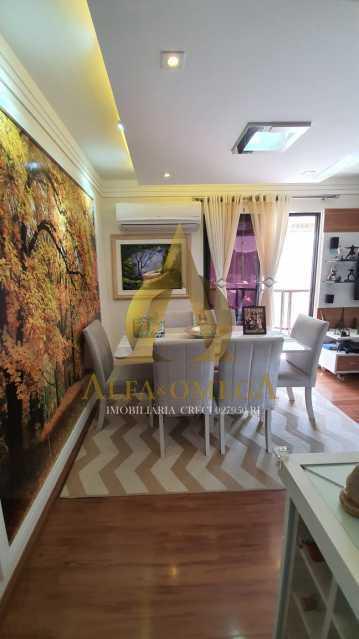 28 - Apartamento à venda Rua Potiguara,Freguesia (Jacarepaguá), Rio de Janeiro - R$ 571.000 - AOJ30087 - 10