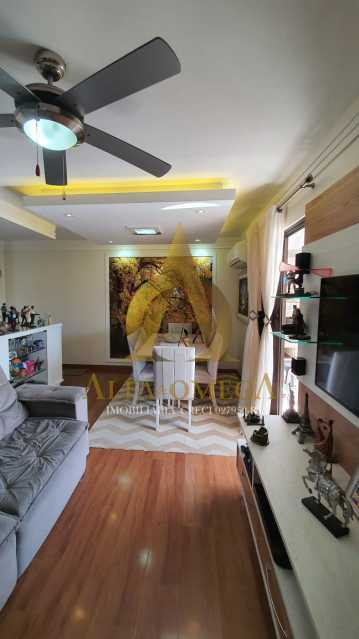 29 - Apartamento à venda Rua Potiguara,Freguesia (Jacarepaguá), Rio de Janeiro - R$ 571.000 - AOJ30087 - 3