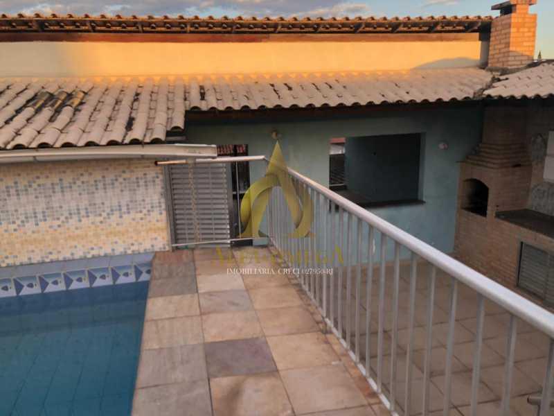12 - Casa em Condomínio 5 quartos à venda Taquara, Rio de Janeiro - R$ 740.000 - AOJ60172 - 13