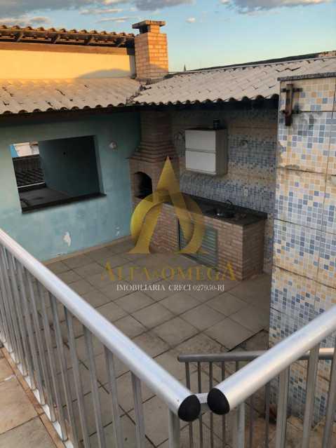 13 - Casa em Condomínio 5 quartos à venda Taquara, Rio de Janeiro - R$ 740.000 - AOJ60172 - 14