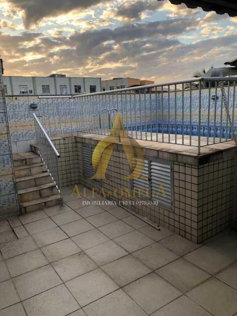 14 - Casa em Condomínio 5 quartos à venda Taquara, Rio de Janeiro - R$ 740.000 - AOJ60172 - 18