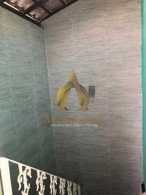 15 - Casa em Condomínio 5 quartos à venda Taquara, Rio de Janeiro - R$ 740.000 - AOJ60172 - 11