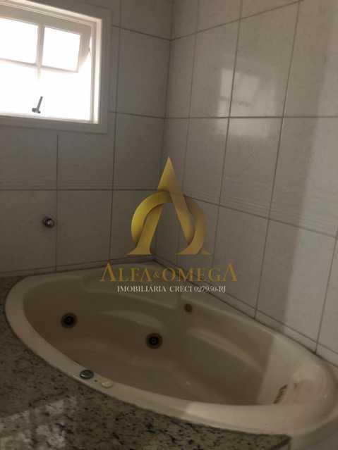 16 - Casa em Condomínio 5 quartos à venda Taquara, Rio de Janeiro - R$ 740.000 - AOJ60172 - 9