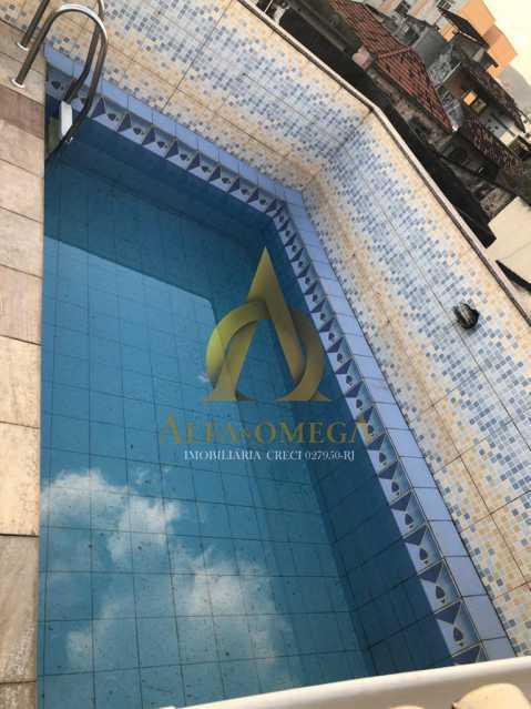 17 - Casa em Condomínio 5 quartos à venda Taquara, Rio de Janeiro - R$ 740.000 - AOJ60172 - 17