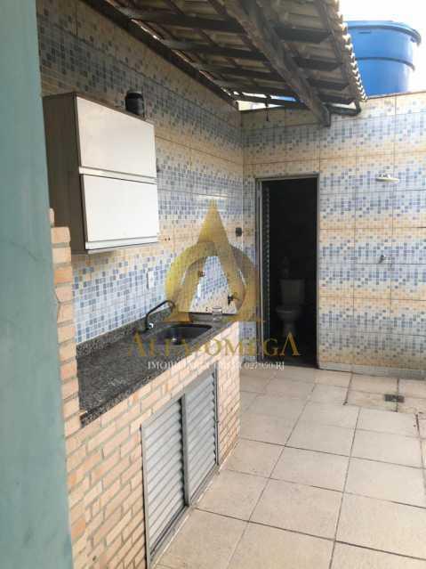 20 - Casa em Condomínio 5 quartos à venda Taquara, Rio de Janeiro - R$ 740.000 - AOJ60172 - 15