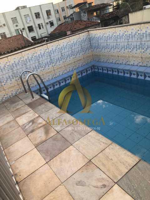21 - Casa em Condomínio 5 quartos à venda Taquara, Rio de Janeiro - R$ 740.000 - AOJ60172 - 1
