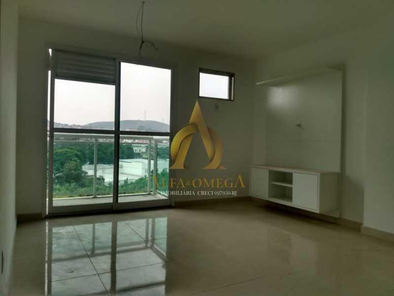 1 - Apartamento 1 quarto à venda Taquara, Rio de Janeiro - R$ 250.000 - AOJ10018 - 1