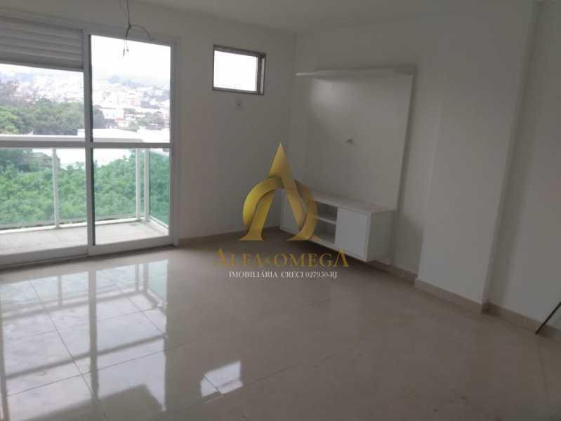 5 - Apartamento 1 quarto à venda Taquara, Rio de Janeiro - R$ 250.000 - AOJ10018 - 4