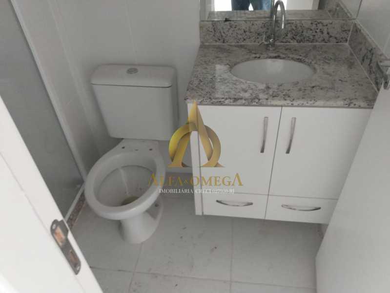 7 - Apartamento 1 quarto à venda Taquara, Rio de Janeiro - R$ 250.000 - AOJ10018 - 10