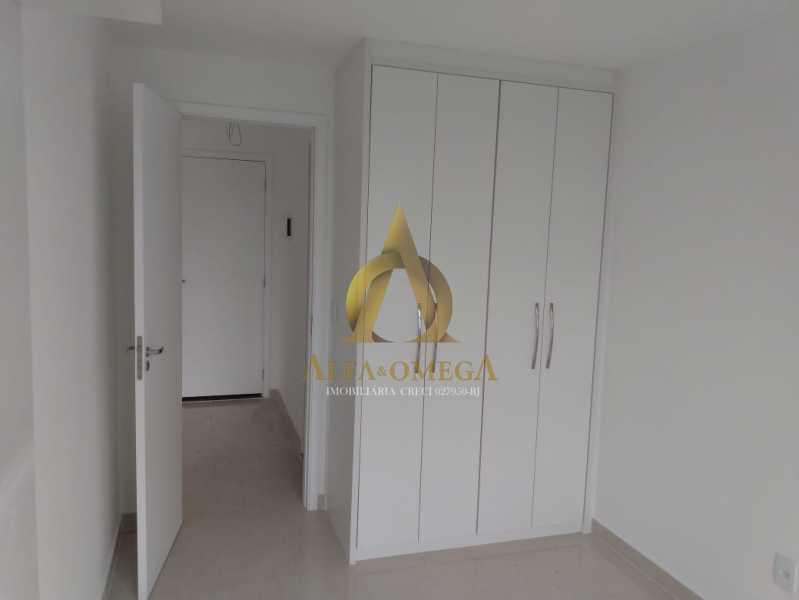 12 - Apartamento 1 quarto à venda Taquara, Rio de Janeiro - R$ 250.000 - AOJ10018 - 7