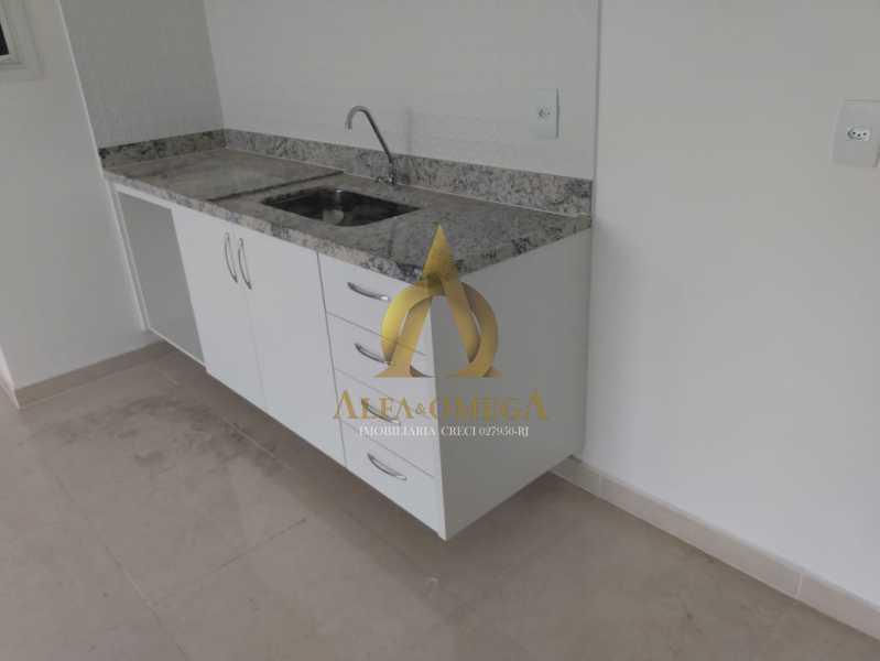 15 - Apartamento 1 quarto à venda Taquara, Rio de Janeiro - R$ 250.000 - AOJ10018 - 16