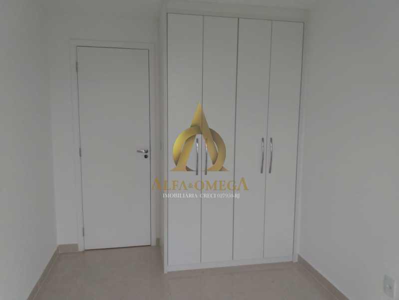 17 - Apartamento 1 quarto à venda Taquara, Rio de Janeiro - R$ 250.000 - AOJ10018 - 9