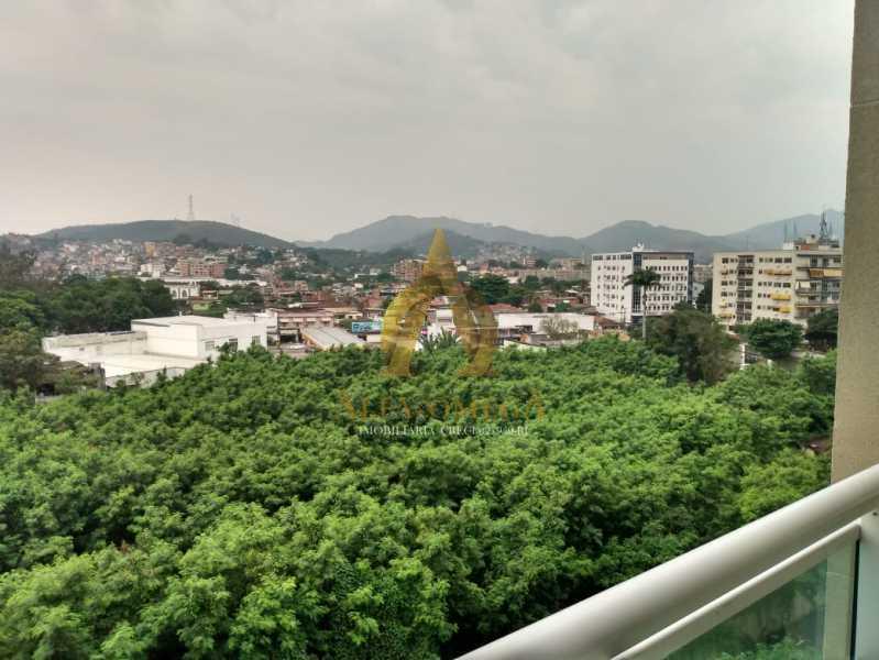 21 - Apartamento 1 quarto à venda Taquara, Rio de Janeiro - R$ 250.000 - AOJ10018 - 3