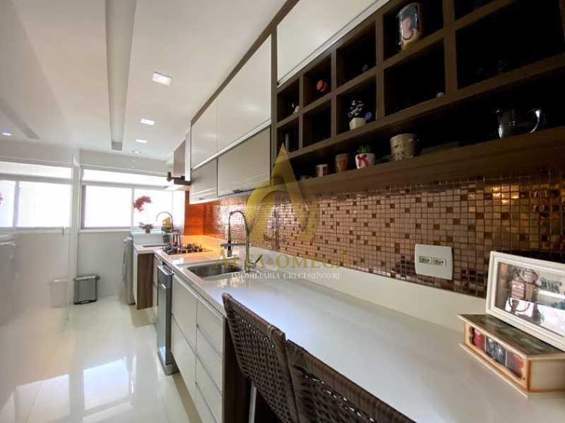 8 - Apartamento 3 quartos para venda e aluguel Recreio dos Bandeirantes, Rio de Janeiro - R$ 895.000 - AOJ30088 - 21